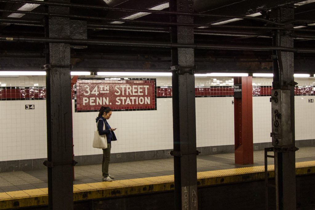Parking near Penn Station, try onairparking.com for the best rates!
